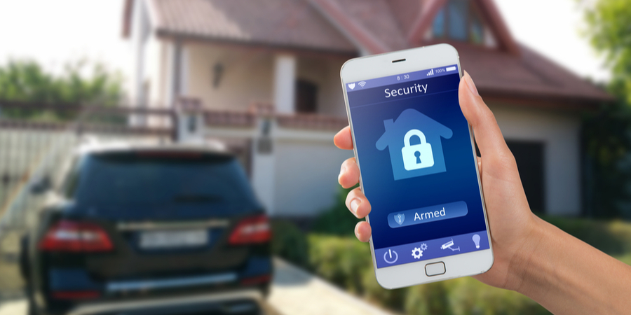 Use the Power of Technology to Protect Your Home and Family